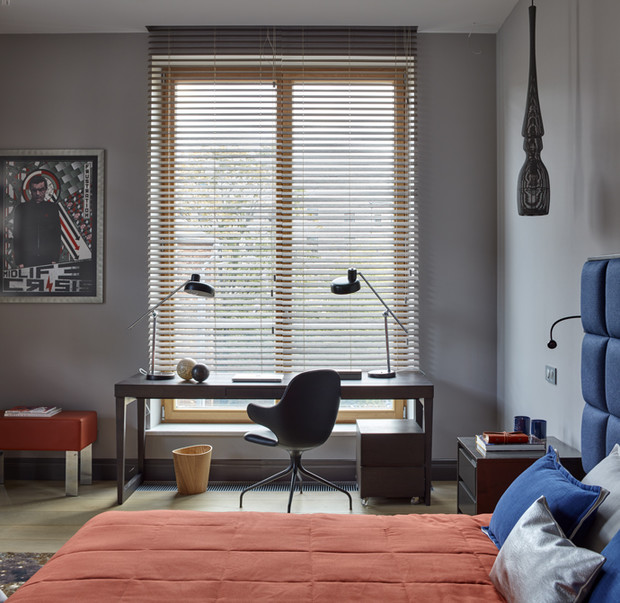 Вопрос эксперту: шторы для маленькой спальни (фото 5)