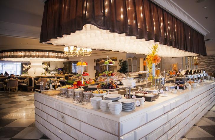Лотте Отель Москва получил награду «Лучший завтрак в отеле в Европе»