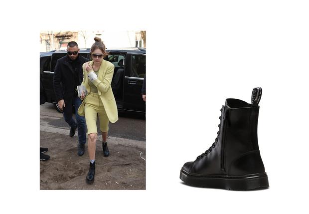 Почему самые стильные девушки носят ботинки Dr. Martens? (фото 3)