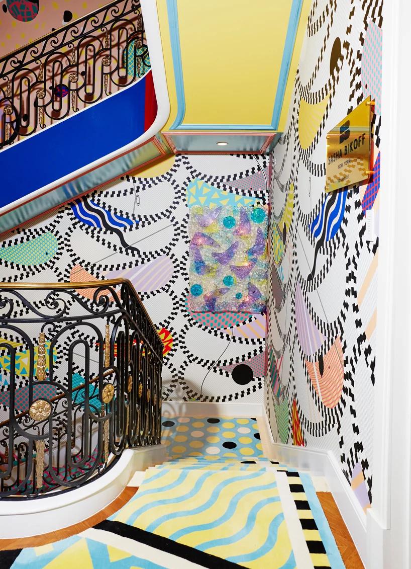 Хит-парад: самые необычные дизайнерские лестницы (галерея 3, фото 5)