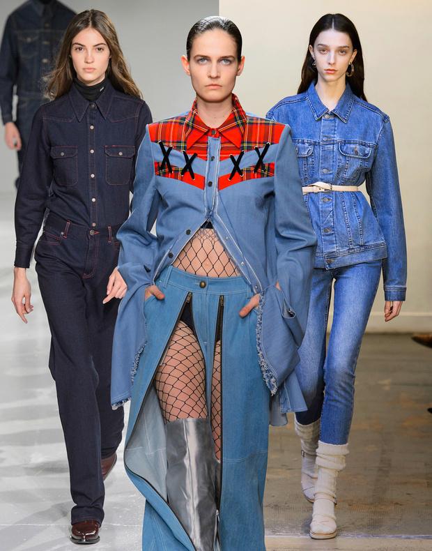Calvin Klein, Masha Ma, A.P.C.