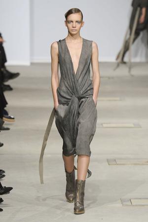 Показы мод Thimister Осень-зима 2011-2012 | Подиум на ELLE - Подиум - фото 2190