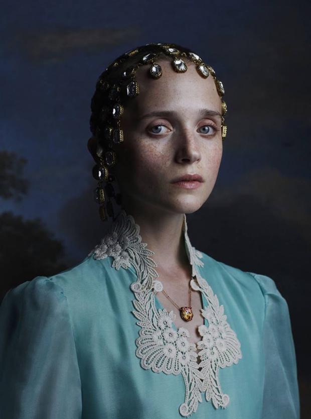 Слишком красиво: ювелирная кампания Gucci как произведение искусства (фото 3)
