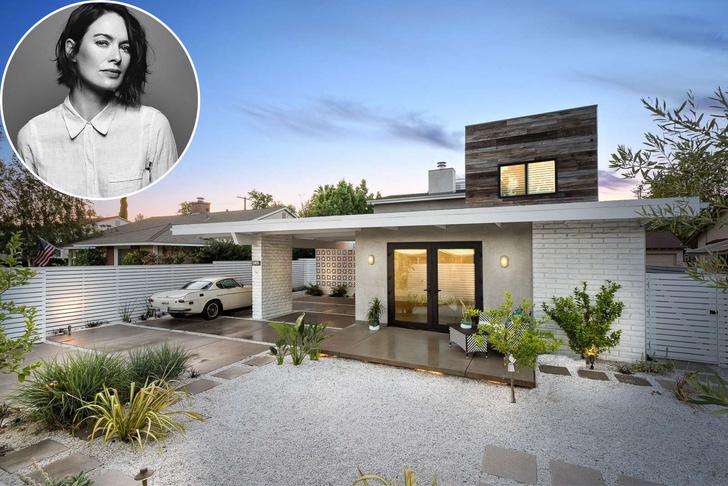 Лина Хиди продает дом