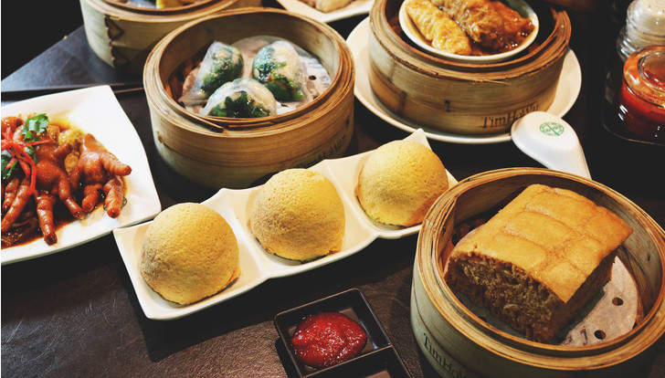 Ресторан Tim Ho Wan Michelin меню