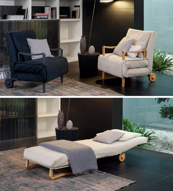 Топ-10: Лучшие диваны-кровати для нежданных гостей (фото 19)