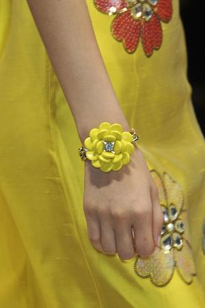 Показ Blugirl коллекции сезона Весна-лето 2014 года Prêt-à-porter - www.elle.ru - Подиум - фото 563040