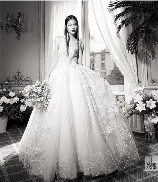 ЗАМУЖ НЕВТЕРПЕЖ: 10 самых красивых свадебных коллекций сезона | галерея [8] фото [6]
