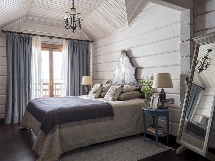 Как оформить спальню: 15 универсальных советов (фото 41)