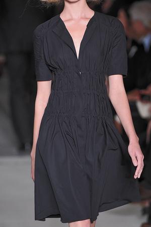 Показ Lefranc Ferrant коллекции сезона Осень-зима 2009-2010 года haute couture - www.elle.ru - Подиум - фото 88114