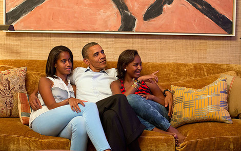 Как выглядят апартаменты президентской семьи в Белом доме? | галерея [2] фото [1]