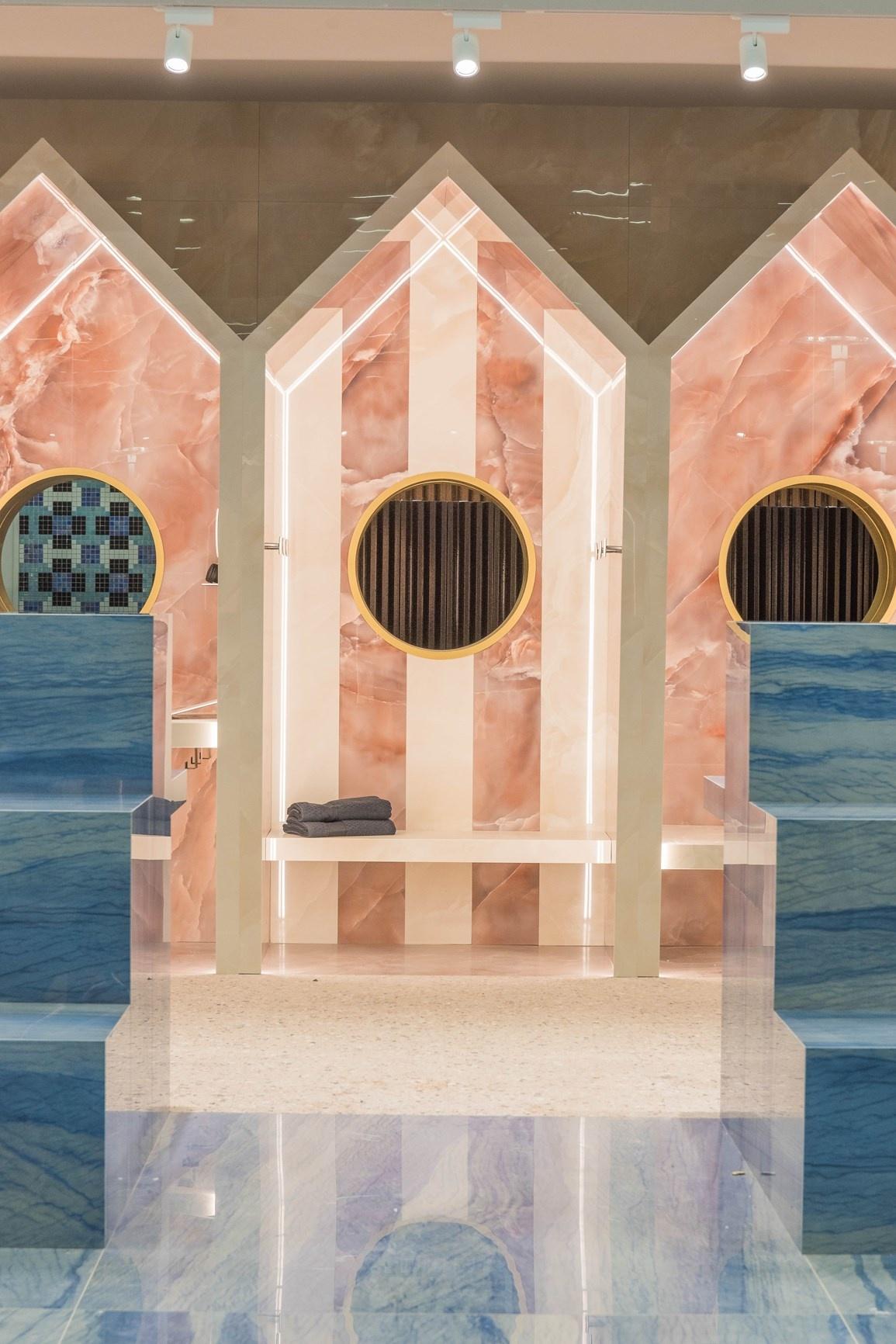 15 новинок выставки Cersaie, которые выглядят как произведения искусства (галерея 6, фото 0)