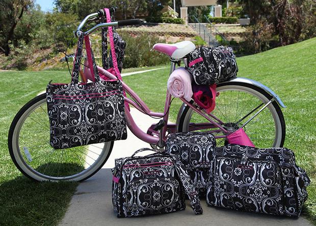 Сумки и рюкзаки для мам Ju-Ju-Be