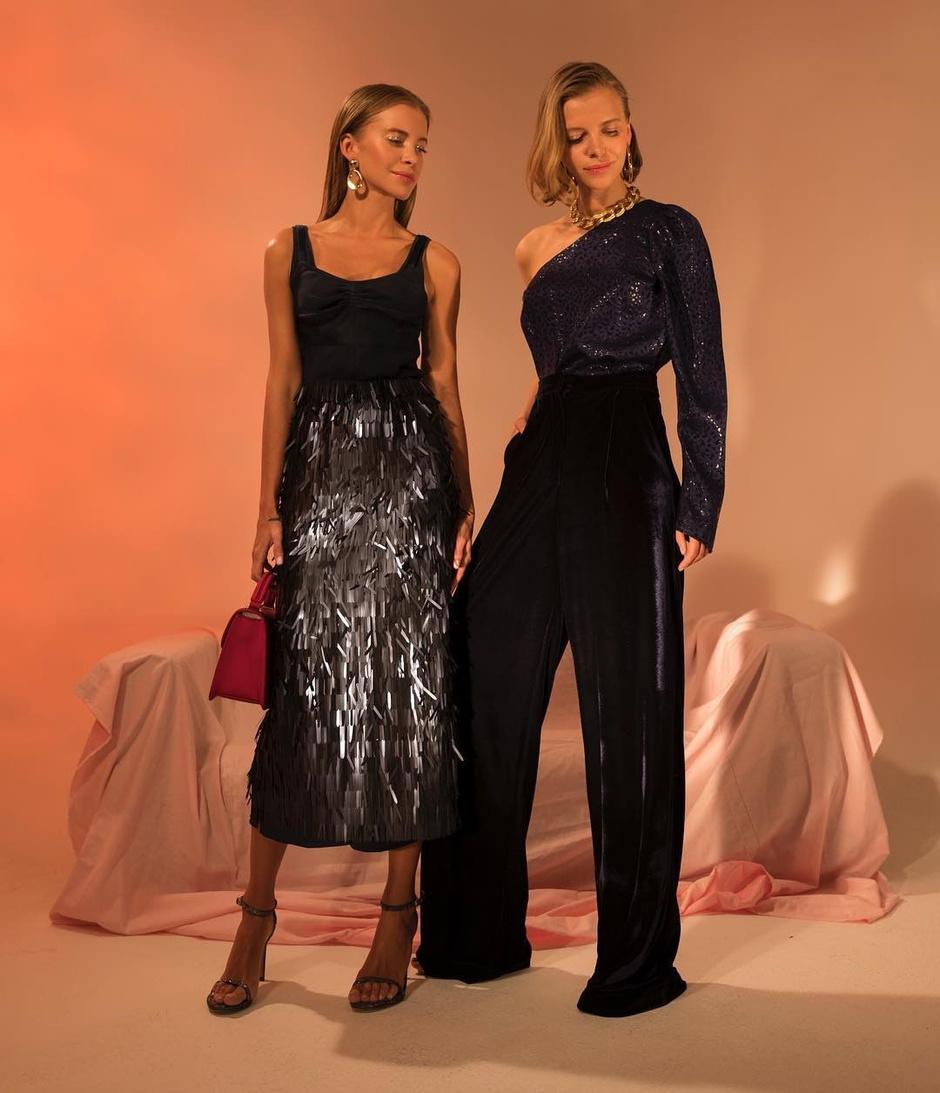 Как одеться на вечеринку, не надевая платье? фото [12]