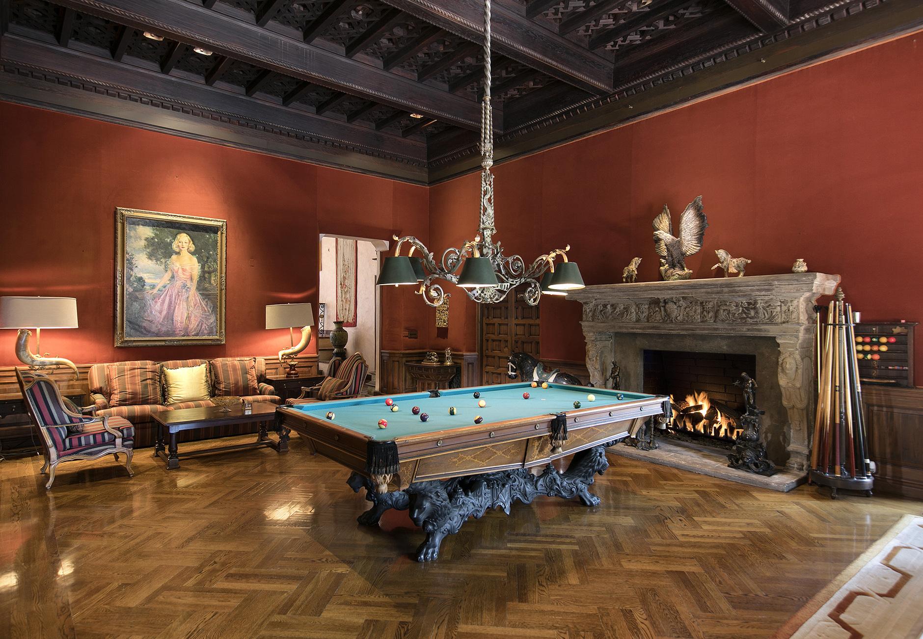 В Беверли-Хиллз продается дом Уильяма Рэндольфа Херста (галерея 8, фото 5)