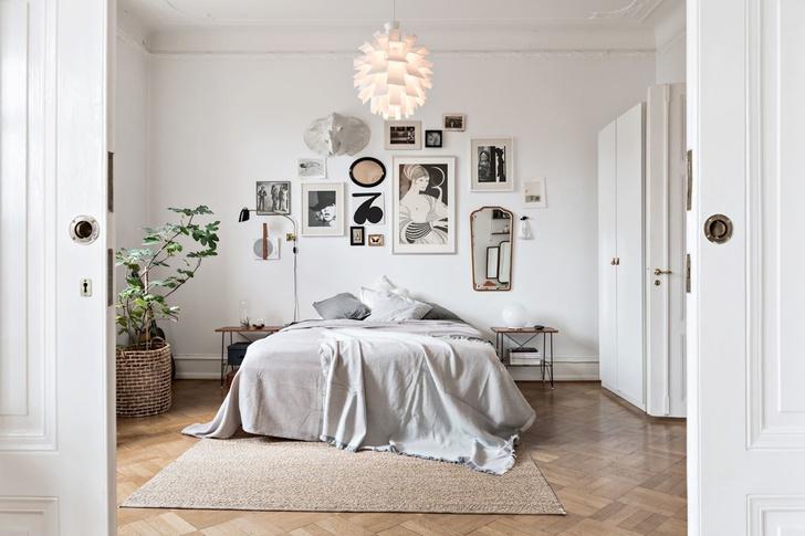 Образцовая скандинавская квартира 140 м² (фото 0)