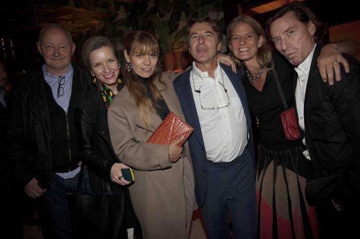 Гости торжественного ужина Bottega Veneta в Нью-Йорке