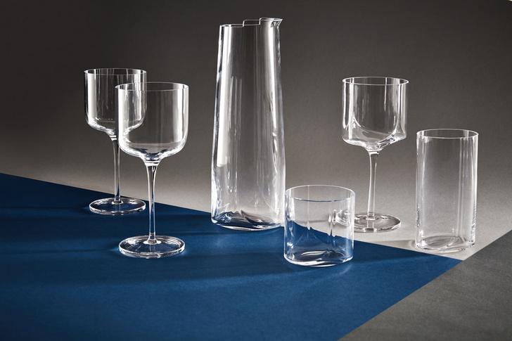 Коллекция посуды и аксессуаров от Zaha Hadid Design (фото 2)