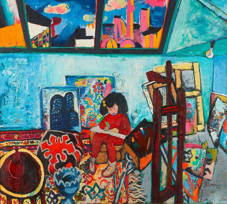 «Созвездие Апшерона. Азербайджанские художники 1960–1980-х годов»