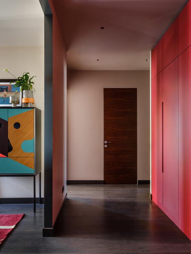 Квартира 90 м²: проект Татьяны Архиповой (фото 7)