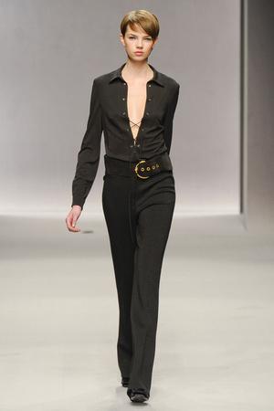 Показы мод Jasper Conran Осень-зима 2011-2012 | Подиум на ELLE - Подиум - фото 2286