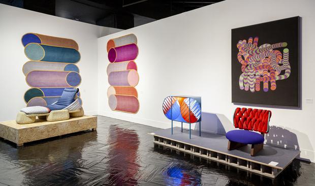 Выставка Патрисии Уркиолы в Мадриде (фото 2)