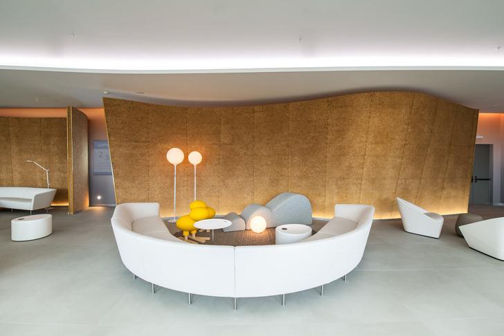 Бизнес-лаундж аэропорта «Платов» в Ростове-на-Дону: проект VOX Architects (фото 6)