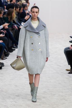 Показы мод Celine Осень-зима 2013-2014 | Подиум на ELLE - Подиум - фото 612