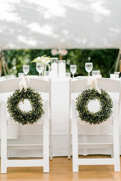 Зелень в декоре свадьбы: 7 вдохновляющих идей (фото 6.1)