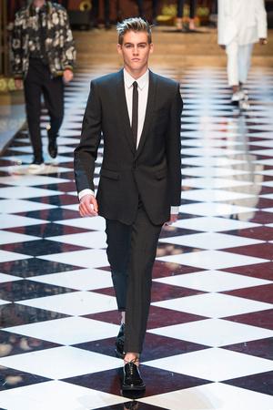 Dolce & Gabbana | Подиум на ELLE - Подиум - фото 4565