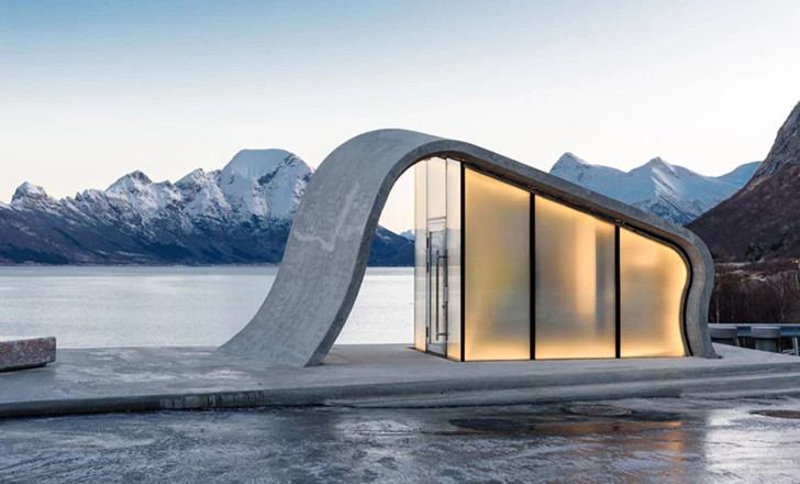 По большому: дизайнерские общественные туалеты (фото 1)