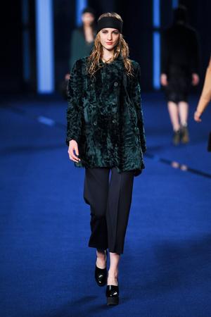 Показы мод Sonia Rykiel Осень-зима 2012-2013 | Подиум на ELLE - Подиум - фото 1437