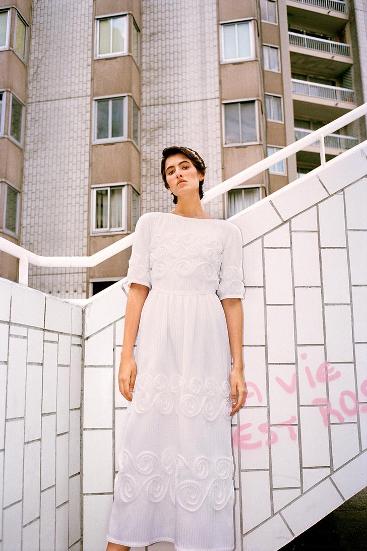Тренд: маленькое нечерное платье — новые правила Великой Мадемуазель фото [3]