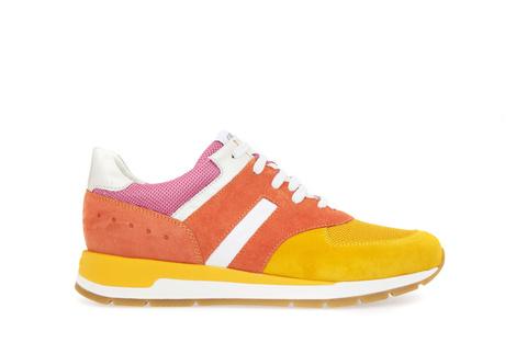 Весенне-летняя коллекция обуви Geox | галерея [1] фото [18]