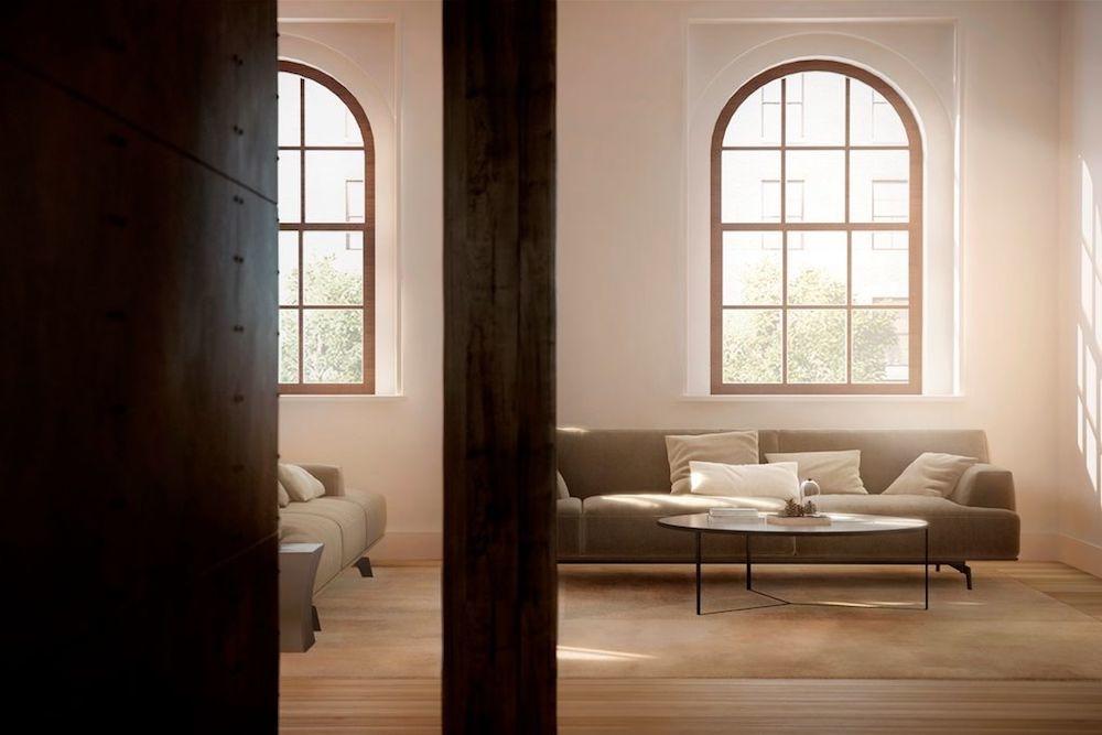 В гостях у звезды: новый пентхаус Джастина Тимберлейка в Нью-Йорке (галерея 4, фото 5)