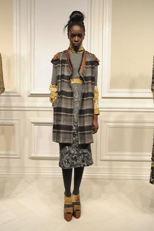 Показы мод Suno Осень-зима 2011-2012 | Подиум на ELLE - Подиум - фото 2423