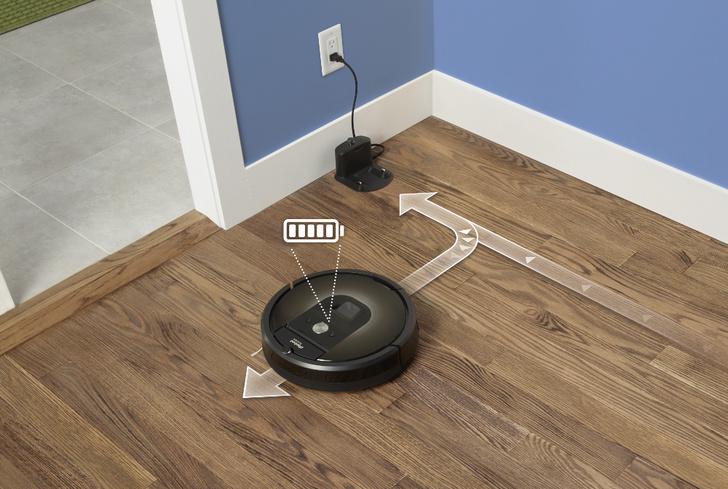 Пылесос IRobot Roomba 980