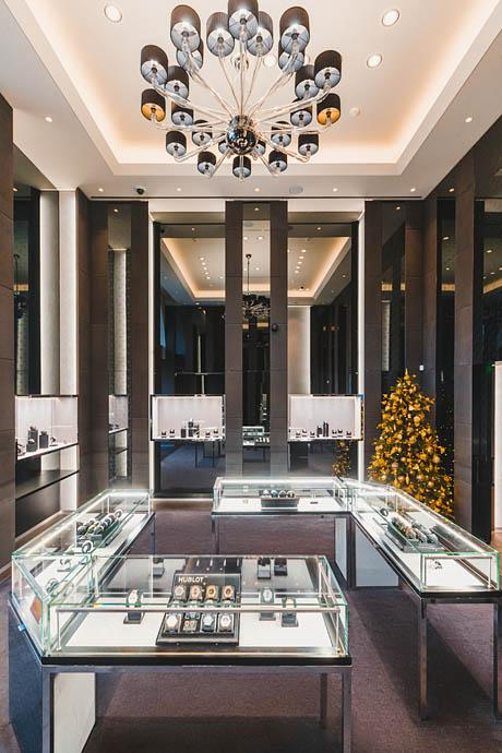 В Москве открылся новый бутик Hublot | галерея [1] фото [2]