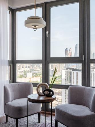 Из нашего окна: московская квартира с видом на небоскребы (фото 7.2)