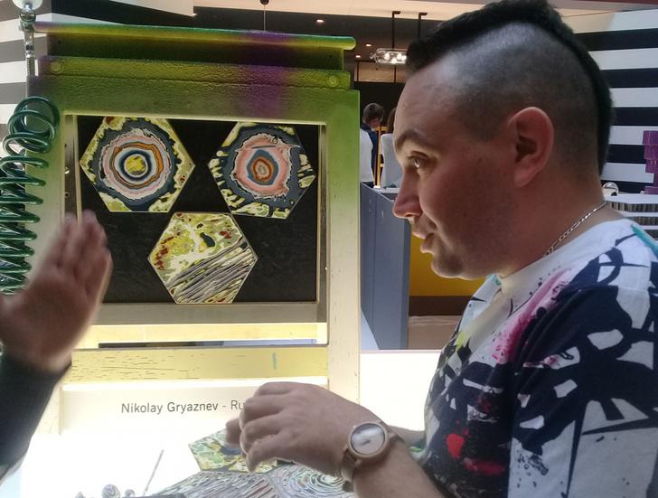 Молодежка. Объявлены победители SaloneSatellite на выставке i Saloni WorldWide Moscow 2017 фото [9]