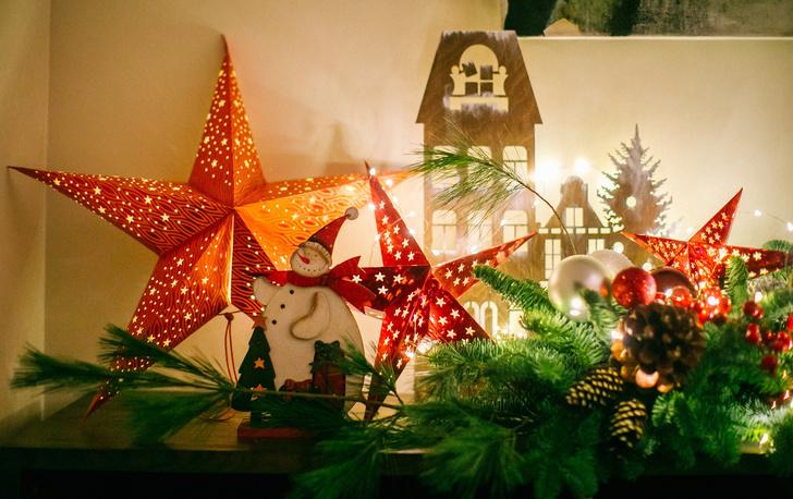 Елки зеленые! Актуальные идеи  новогоднего декора (фото 14)