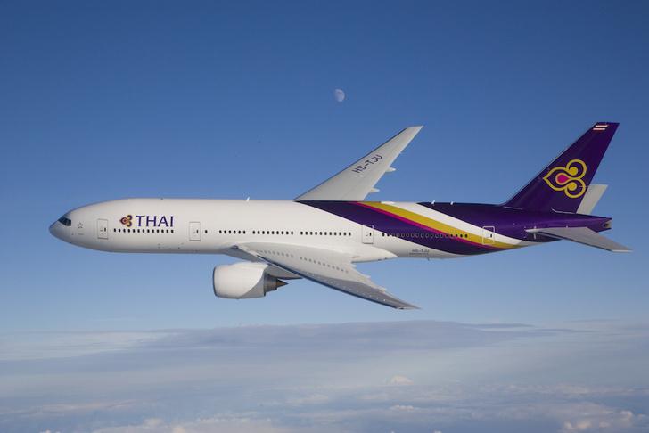 THAI Airways предложит перелеты в бизнес-классе фото [2]