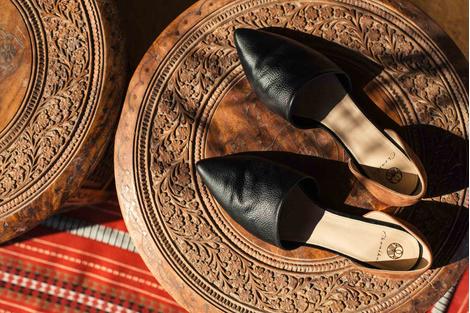 Восток – дело тонкое: новая коллекция обуви «Эконика» | галерея [1] фото [3]