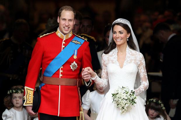 10 интересных фактов о свадьбе принца Уильяма и Кейт Миддлтон (фото 1)