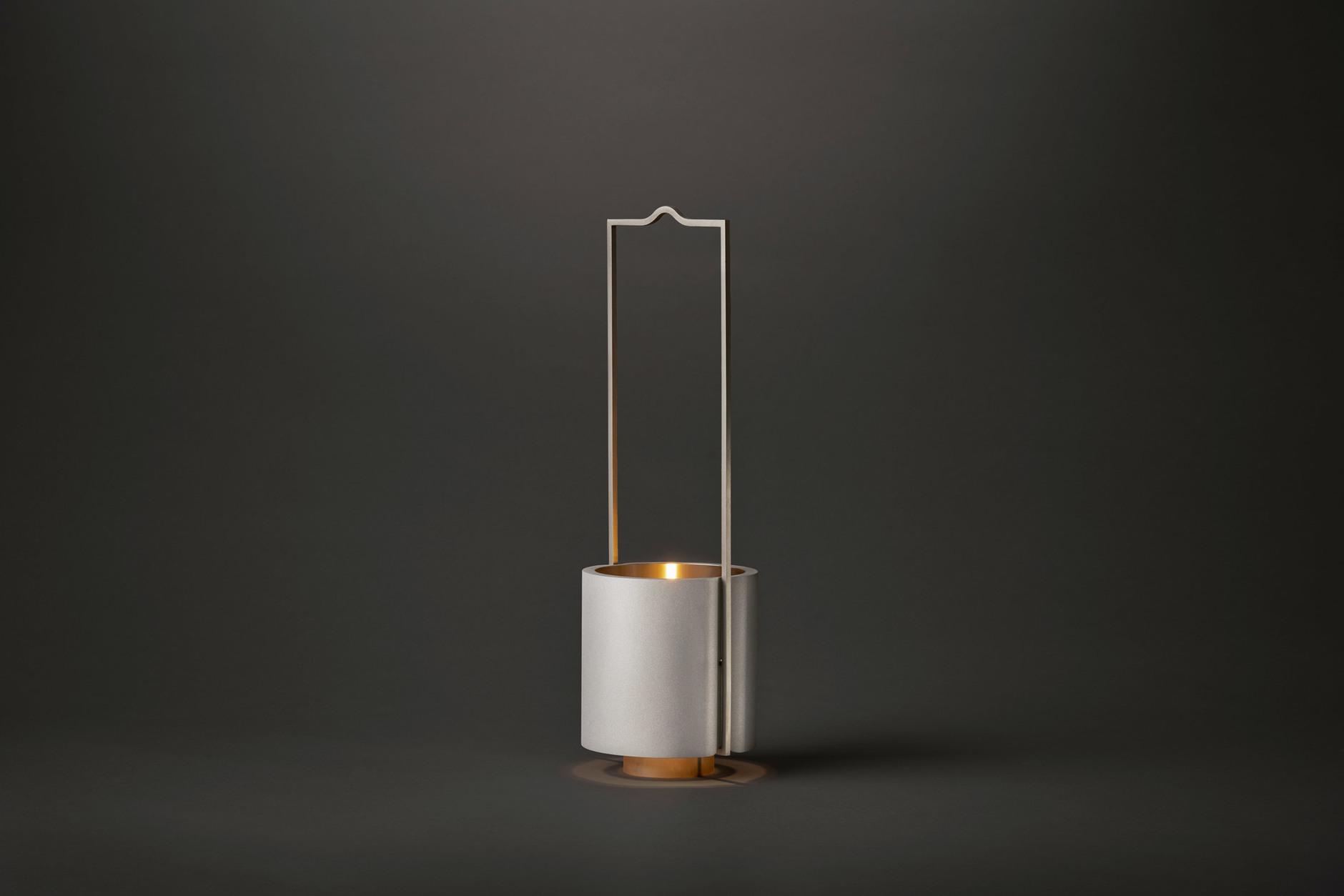 Минималистская керосиновая лампа Джона Поусона для Wästberg (галерея 4, фото 4)