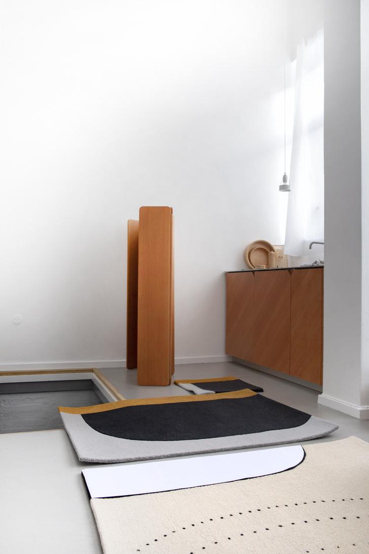 Fritz Hansen: коллекция ковров по дизайну Цецилии Манц (фото 5)