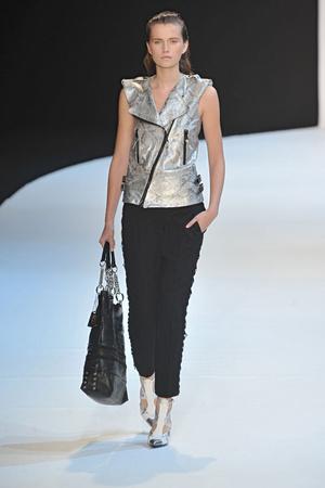 Показы мод Barbara Bui Весна-лето 2009 | Подиум на ELLE - Подиум - фото 3318