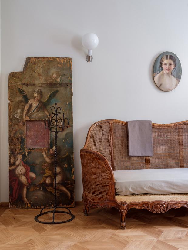Французу отдана: съемная квартира в  Москве (фото 1)