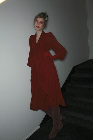 Показ Sonia Rykiel коллекции сезона Осень-зима 2009-2010 года Prêt-à-porter - www.elle.ru - Подиум - фото 99757
