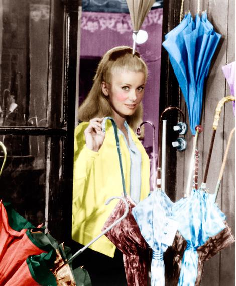«Шербурские зонтики» 1964 года